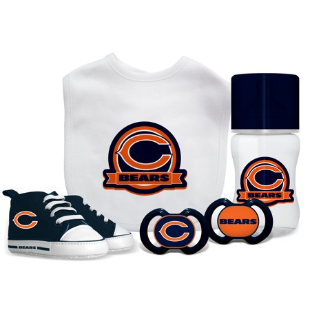 NFL Chicago Bears 5-Piece Baby Gift -