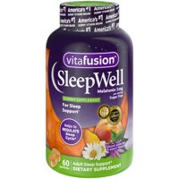 Vitafusion Sleep Well Gummy Vitamins, 60ct