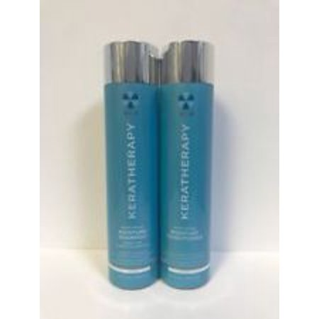 Keratherapy Keratin Infused Moisture Shampoo & Conditioner 10.1 oz DUO!