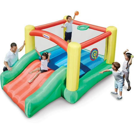 Little Tikes Dunk n Toss Inflatable Bouncer