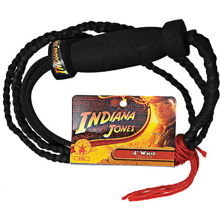 Indiana Jones Whip Child Halloween Accessory - Costume Whip