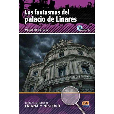 Los Fantasmas del Palacio de Linares Book + CD (Other)