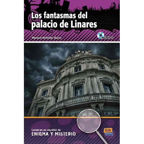 Los Fantasmas del Palacio de Linares Book + CD (Other)