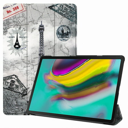 Dteck Case For Samsung Galaxy Tab S5e, Ultra Lightweight Slim Smart Folding Cover Case for Samsung Galaxy Tab S5e SM-T720(Wi-Fi) SM-T725(LTE) 10.5