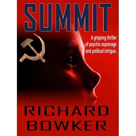 Summit 400 Series - Summit (The Psychic Thriller Series, Book 1) - eBook