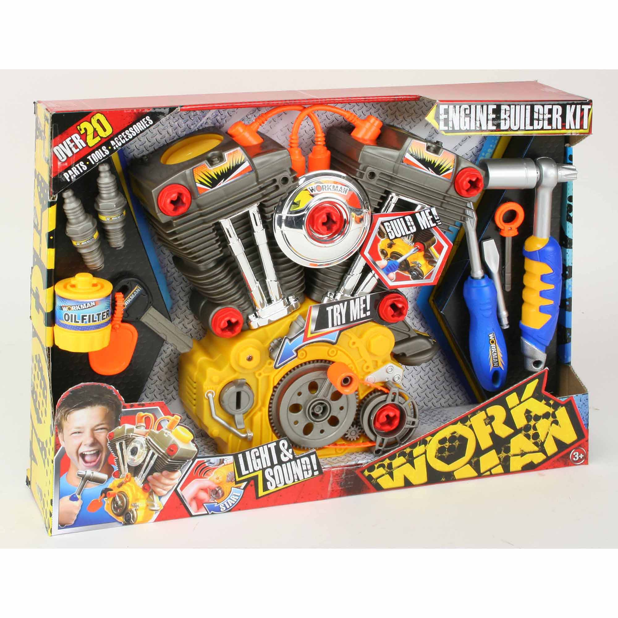 Workman Light and Sound Engine Builder Set
