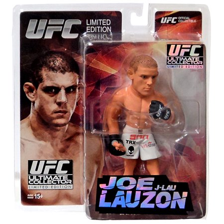 UFC Ultimate Collector Series 14.5 Joe Lauzon Action Figure [Limited Edition] (Ufc Action Figure Series)