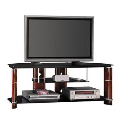Bush Segments 58 inch TV Stand – Cherry