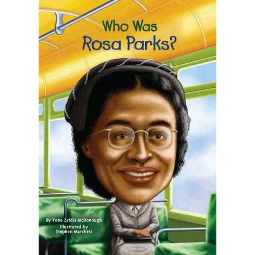 The actual Resource connected with Rosa Park system