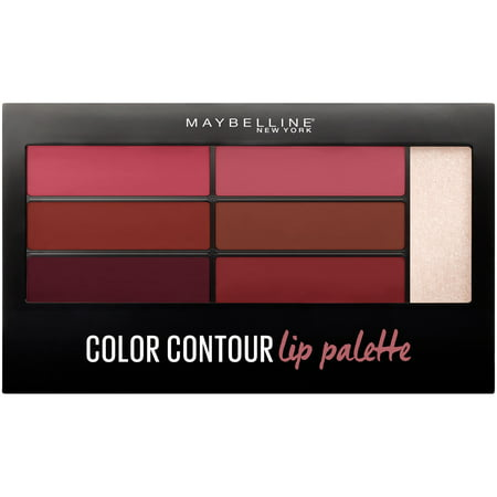 Maybelline Lip Studio Color Contour Lip Palette