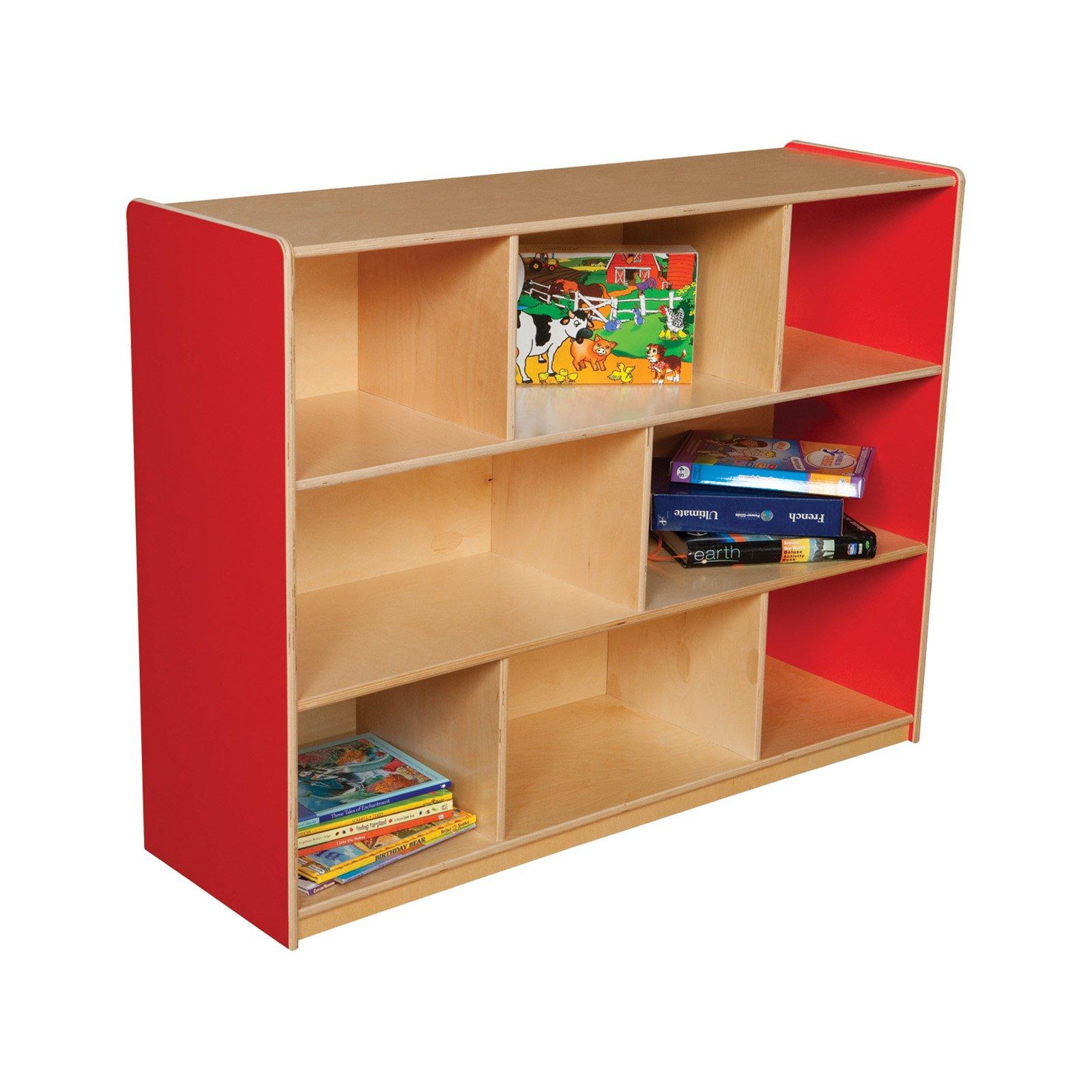 Wood Designs 36H in. Single Storage