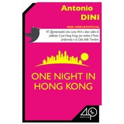 One Night in Hong Kong - eBook