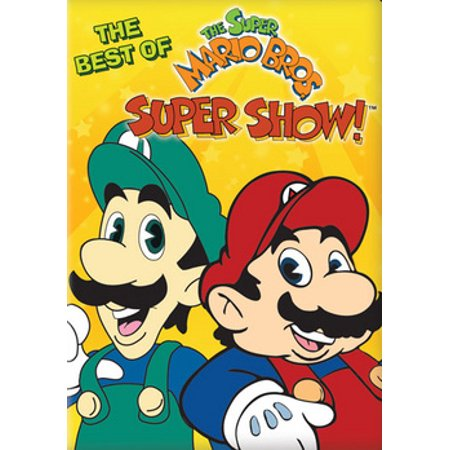 The Best of Super Mario Bros. Super Show (DVD)
