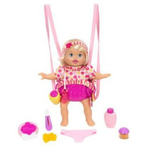 Little Mommy Laugh and Love Doll
