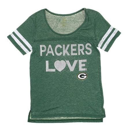 NFL Junior Women's Green Bay Packers