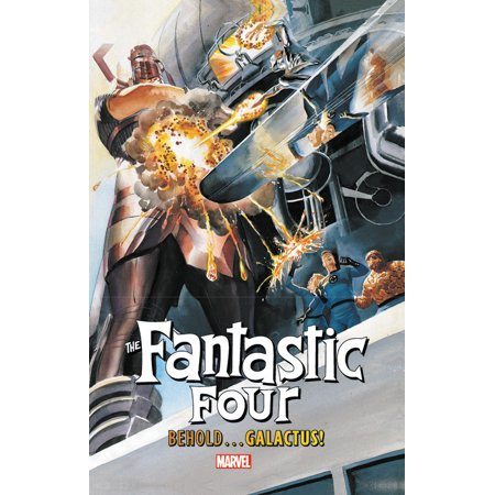Fantastic Four: Behold...Galactus! (Hardcover)