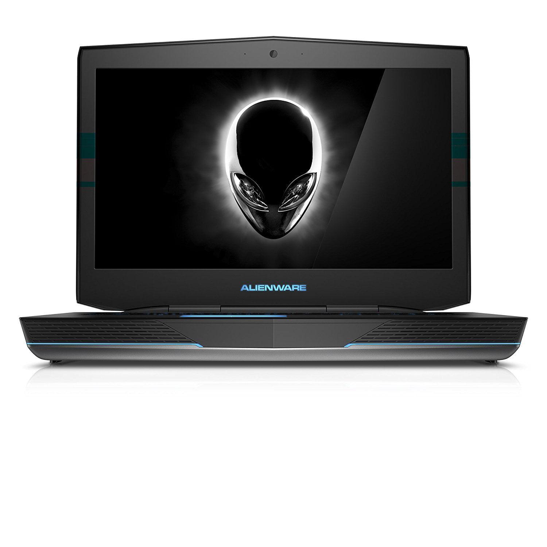 Refurbished Alienware 17 17.3-Inch FHD Gaming Laptop (Intel Core i7 4800HQ, 16 GB RAM, 1 TB HDD, NVIDIA GeForce GTX 780M with 3GB GDDR5, Windows 10 Pro, Black-Silver