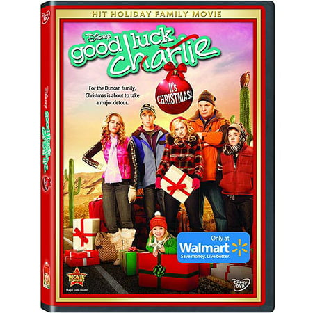 Good Luck Charlie, It's Christmas! (Walmart Exclusive) (DVD)](Good Luck Bear)