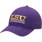 LSU Tigers The Game Classic Bar Unstructured Adjustable Hat - Purple - OSFA