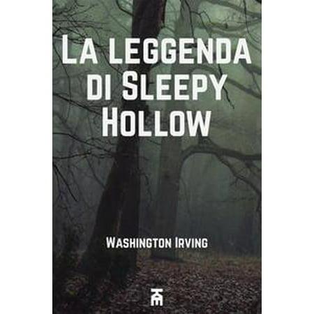 La leggenda di Sleepy Hollow - eBook
