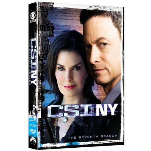 CSI NY-7TH SEASON (DVD/WS/6 DISCS)