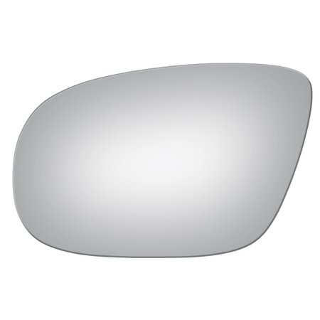 - Burco 2714 Driver Side Power Replacement Mirror Glass for 97 Buick Park Avenue