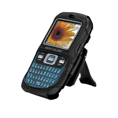 Body Glove Fitted Glove Case for Samsung Freeform R350 (Black) - Fitted Body Glove