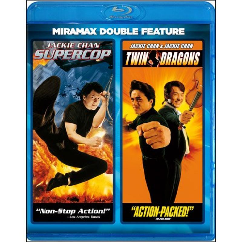Supercop / Twin Dragons (Blu-ray) (Widescreen)