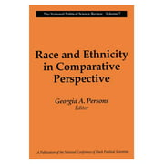 National Political Science Review: Race and Ethnicity in Comparative Perspective (Paperback)