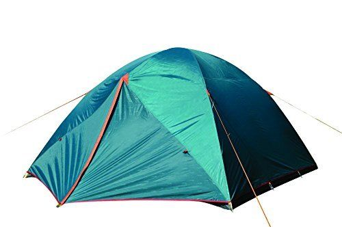 NTK COLORADO GT 3 to 4 Person 7 by 7 Foot Foot Outdoor Dome Family Camping Tent 100% Waterproof 2500mm, Easy Assembly,... by