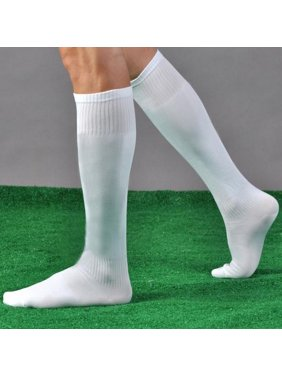 f857a0c1d43 Product Image Outtop Men Sport Football Soccer Long Socks Over Knee High  Sock Baseball Hockey BK