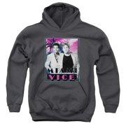 Miami Vice Gotchya Big Boys Pullover Hoodie