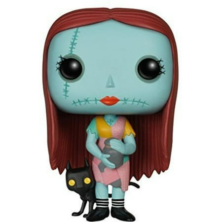 FUNKO POP! DISNEY: NIGHTMARE BEFORE CHRISTMAS - SALLY WITH NIGHTSHADE
