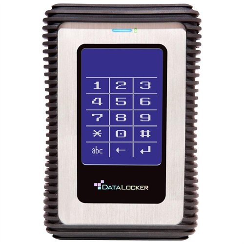 DataLocker DL3 1TB (2-Factor RFID) Encrypted External Hard Drive - Data Locker dl1000v32f