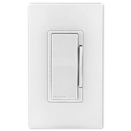 Leviton DD00R-DLZ Decora Digital/Decora Smart Dual Voltage Matching Dimmer Remote