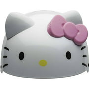 Bell Sports Hello Kitty 3D Ears and Bow Toddler Multisport Helmet, White/Pink