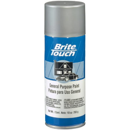Brite Touch BT53 Aluminum Automotive and General Purpose Paint - 10