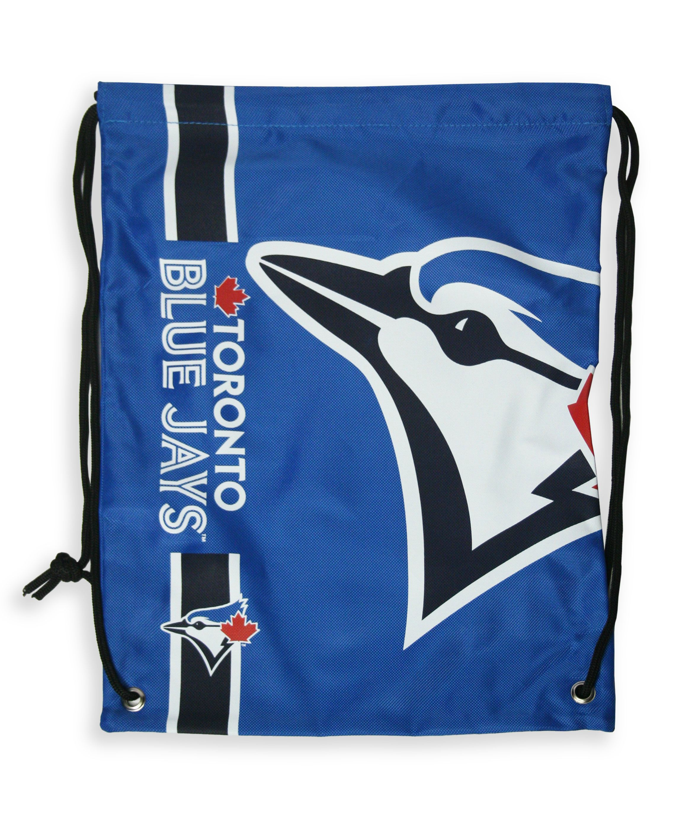 buy popular 6d707 da5f1 Forever Collectibles Toronto Blue Jays Big Logo Drawstring ...