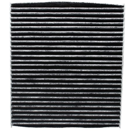 5-Pack Replacement Cabin Air Filter for 2014 Chrysler 200 L4 2.4L 2360cc 144 CID Car/Automotive - Activated Carbon, ACF-10729 - image 3 de 4