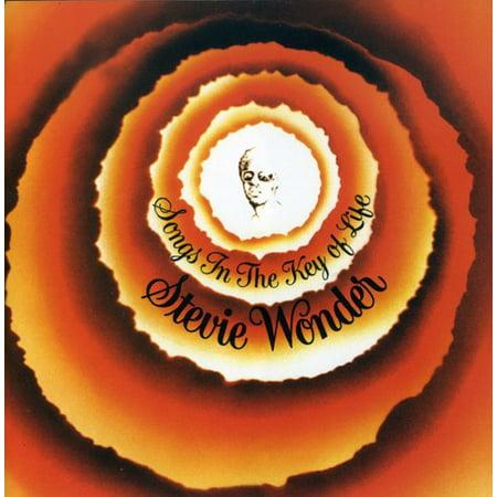 Songs in the Key of Life (CD) (Remaster) (Best Of Stevie Wonder Cd)
