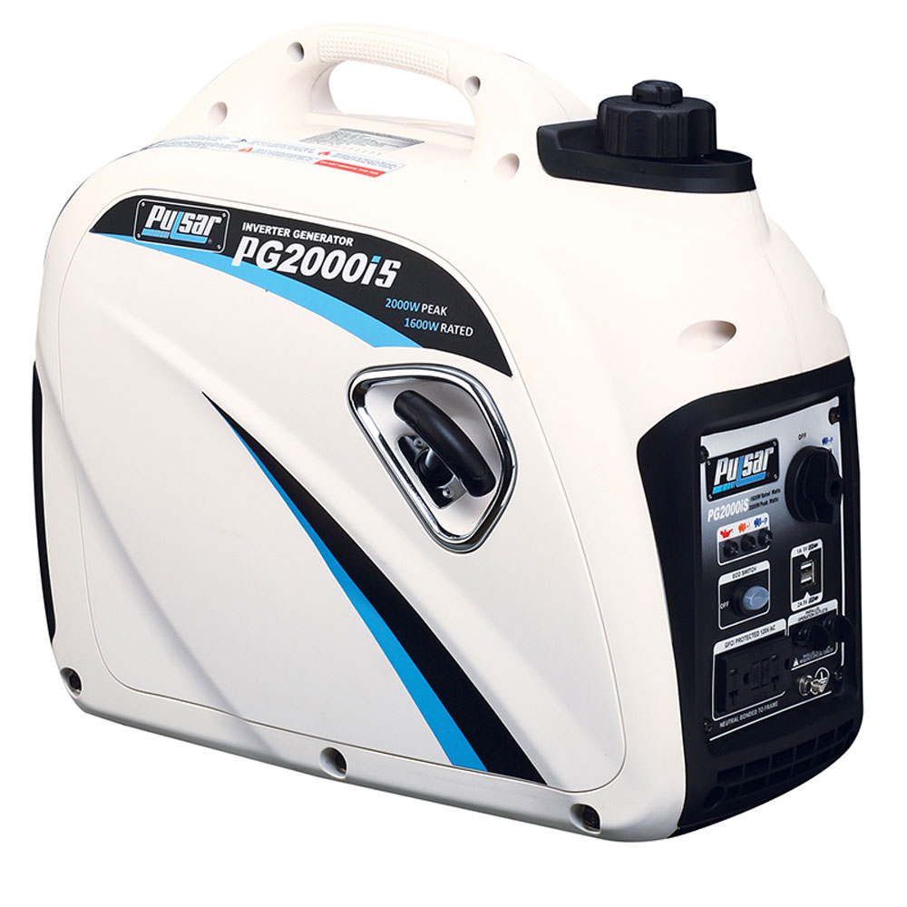 Pulsar GAS GENERATOR INVERTER PEAK 2000W RATED 1600W