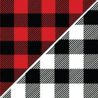 "David Textiles, Inc. 60"" 100% Polyester Fleece Buffalo Plaid Sewing & Craft Fabric By the Yard, Black"