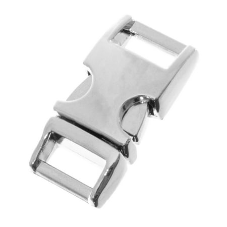 Metal Alloy Buckles - Durable and Strong Construction - Gold, Gunmetal, and Silver Colors in Multiple Pack Sizes