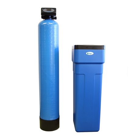 Tier1 48,000 Grain High Efficiency Digital Water Softener for Hard Water - Everyday