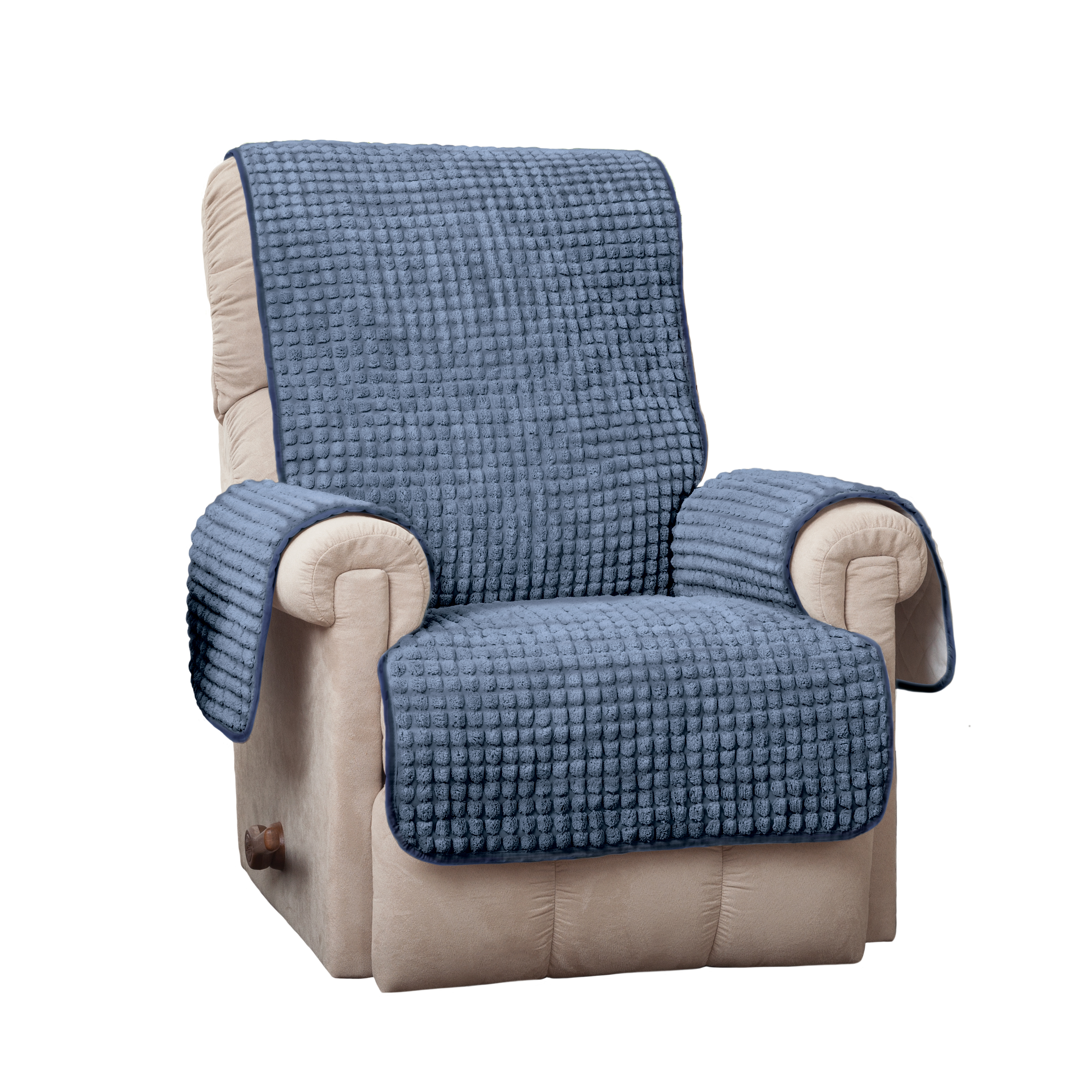 Innovative Textile Solutions Puff Recliner or Wing Chair Protector