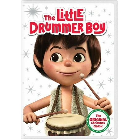 The Little Drummer Boy (DVD) (Peace On Earth Little Drummer Boy Sheet Music)
