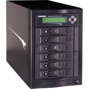 Kanguru Clone Hard Drive Duplicator 5HD-Tower