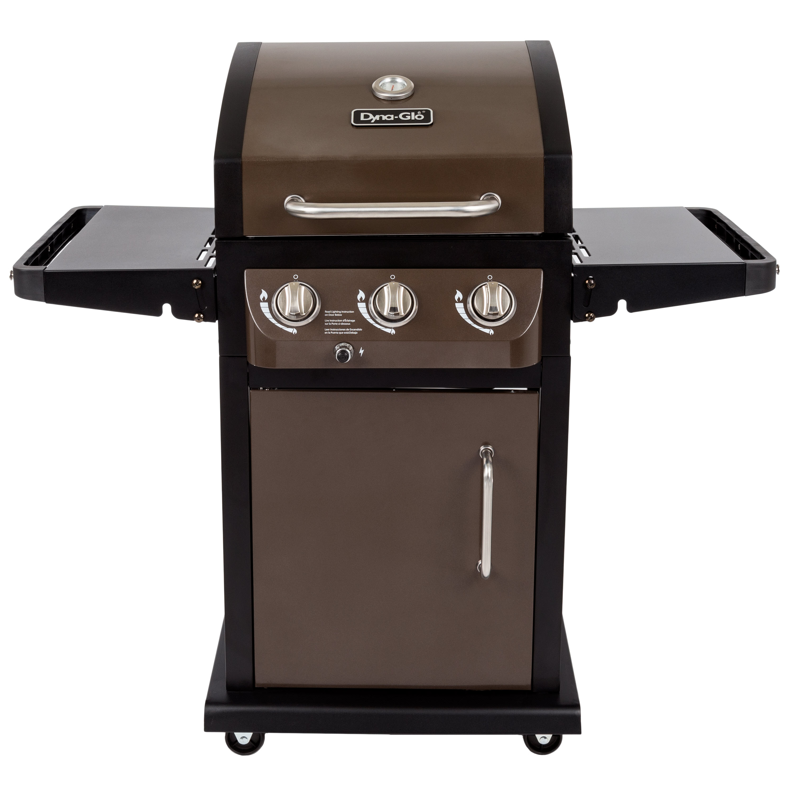 Dyna-Glo DGB390BNP-D Smart Space Living 3 Burner LP Gas Grill