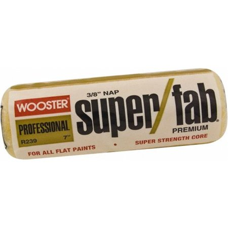 WOOSTER Paint Roller Cover,7