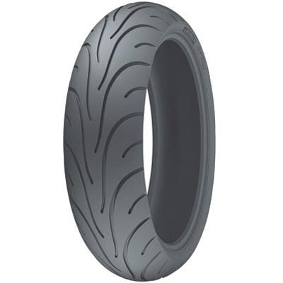180/55ZR-17 (73W) Michelin Pilot Road 2 CT Radial Rear Motorcycle Tire